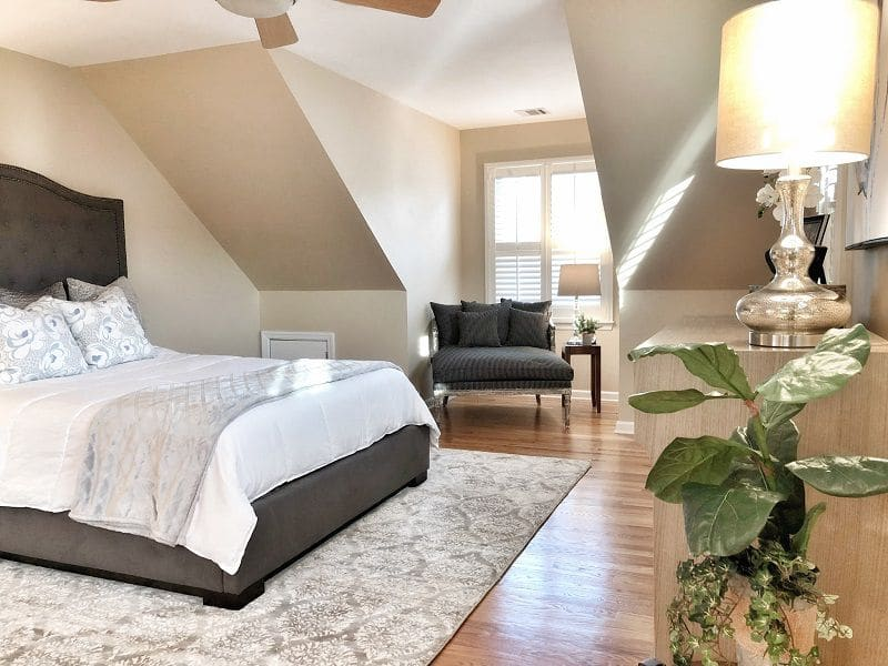 Bradley NJ Beach Bedroom Interior Design 2