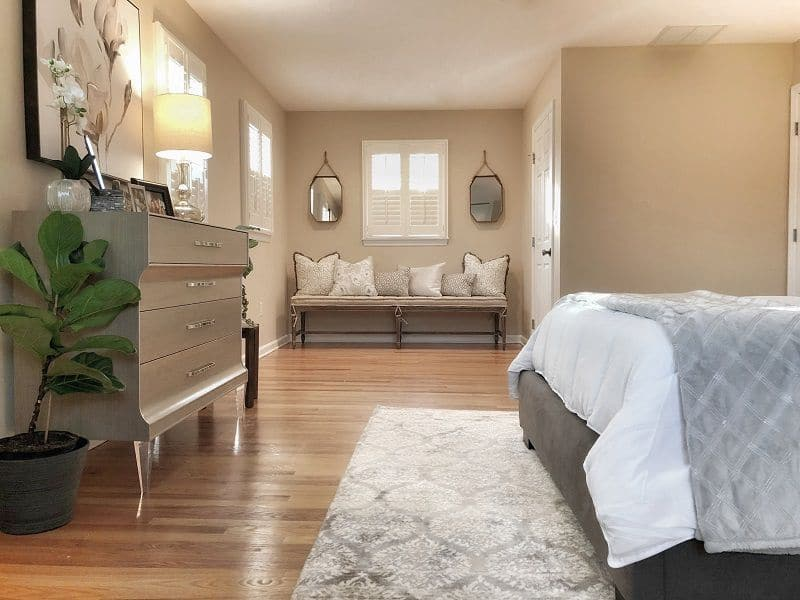 Bradley NJ Beach Bedroom Interior Design 4