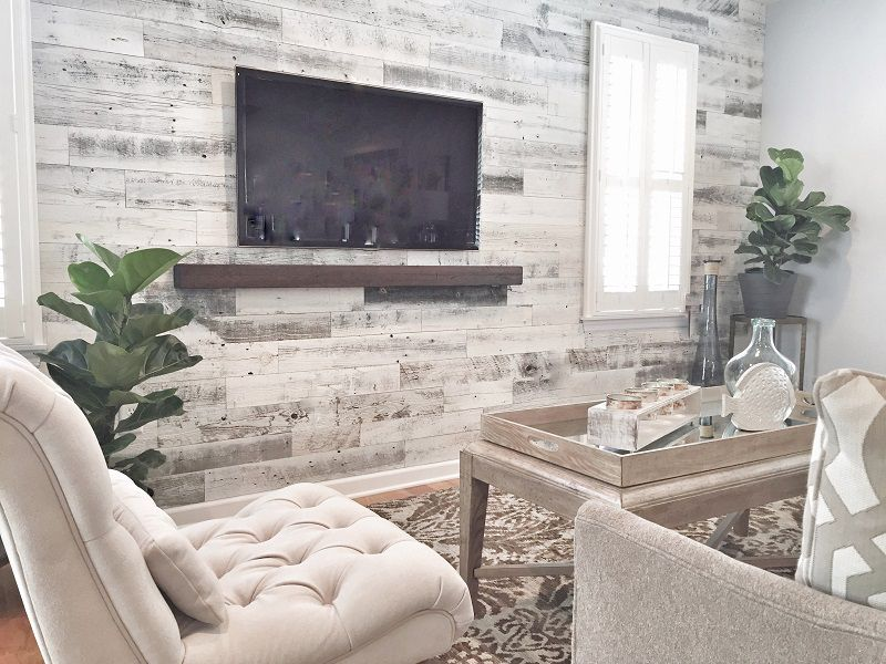 Bradley Beach Home - Living Room Interior Design New Jersey