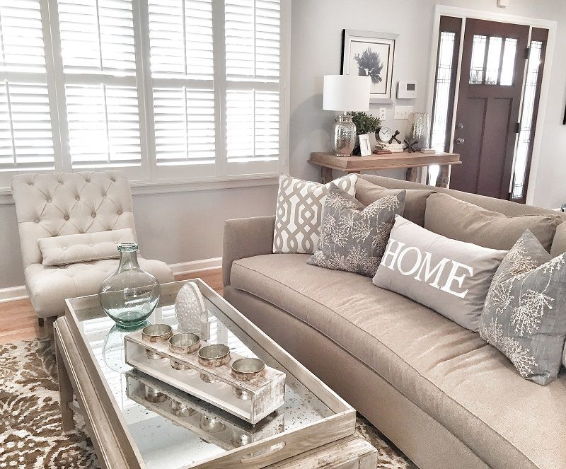 Bradley Beach Home - Living Room Interior Design 3
