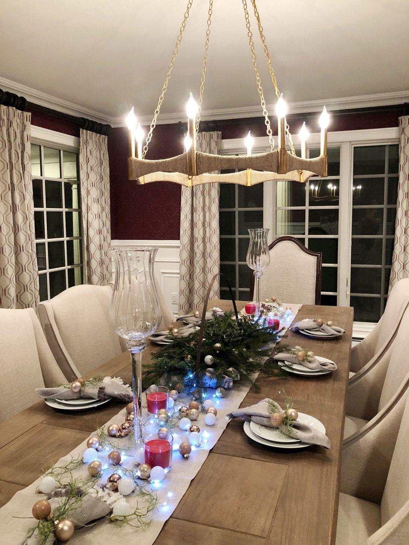 Rumson New Jersey Dining Room Interior Design