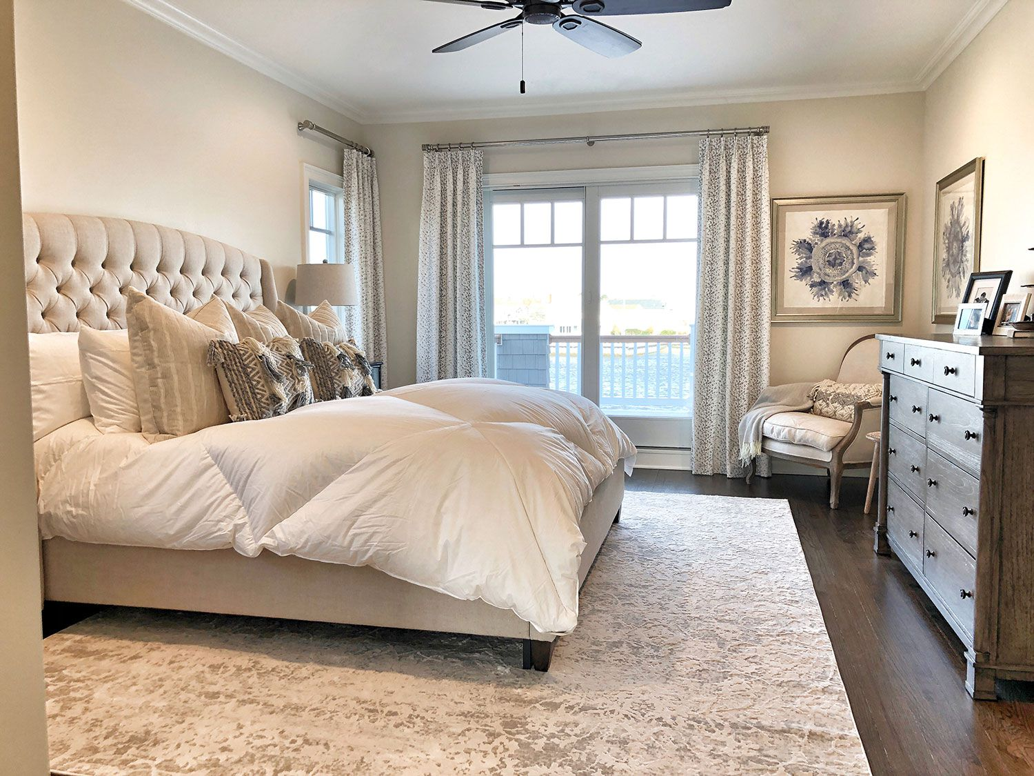 Belmar Portfolio Gallery - Bedroom Interior Design