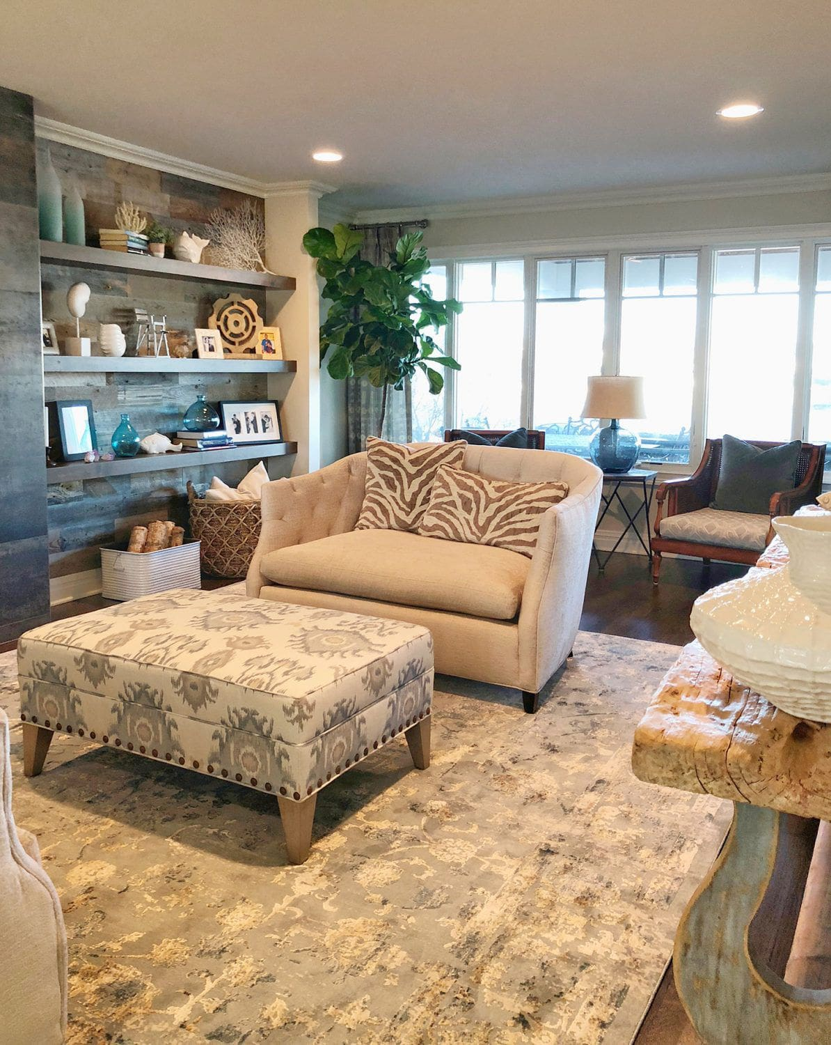 Living Room Interior Design Belmar NJ 2