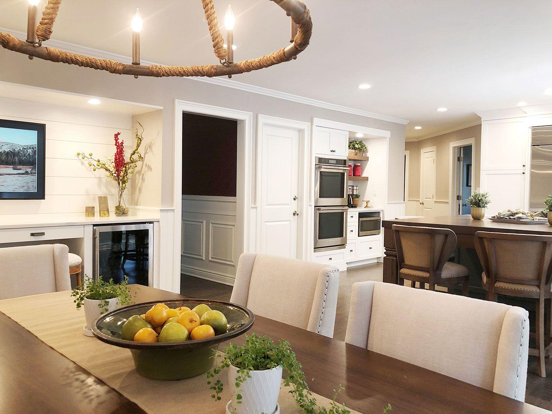 Rumson New Jersey Kitchen Interior Design 3
