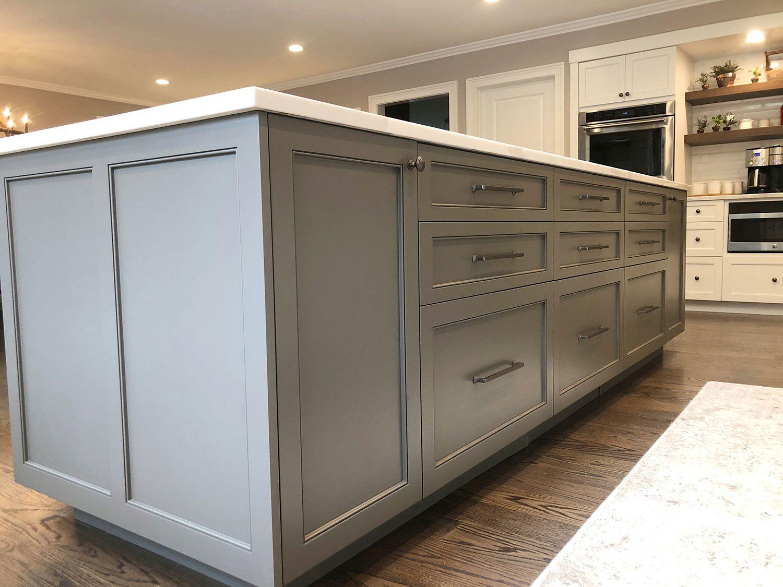 Rumson New Jersey Kitchen Interior Design 5