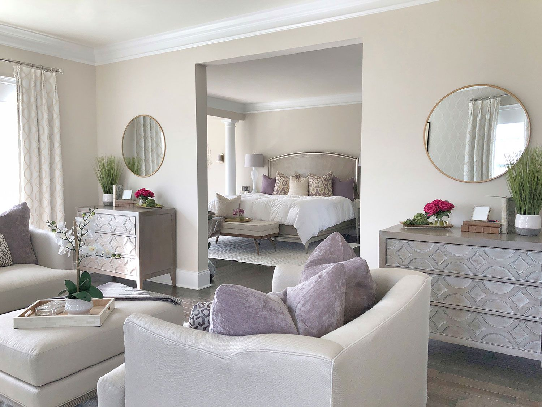 Lincroft New Jersey Living Room Interior Design