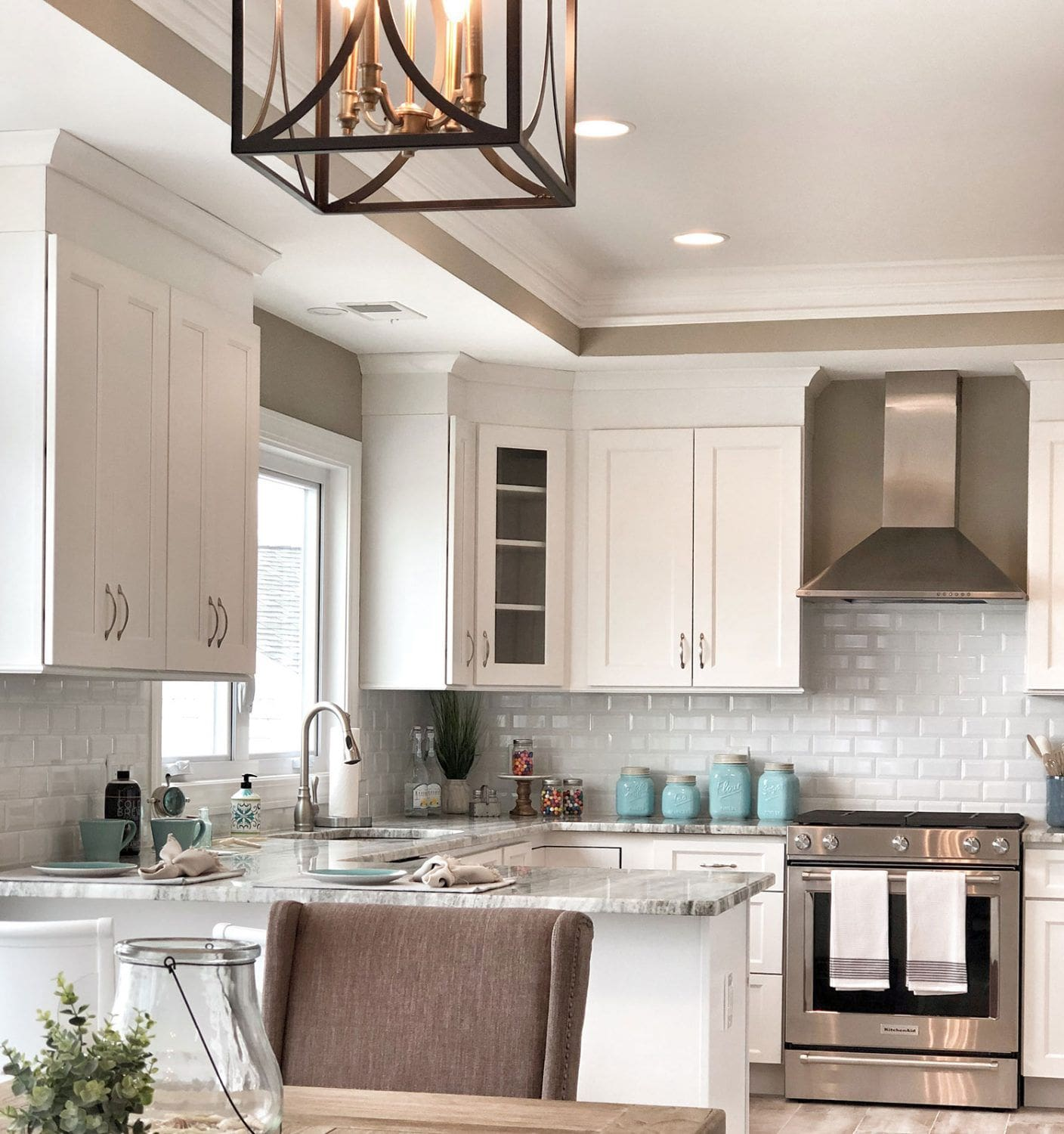 Lavallette New Jersey - Kitchen Interior Design 3