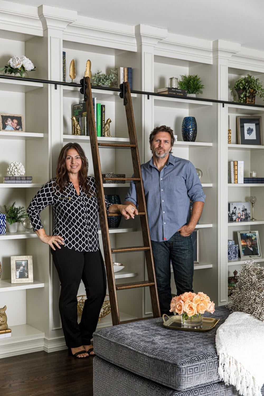Evenflow Interiors - Lisa and Rick Cressman