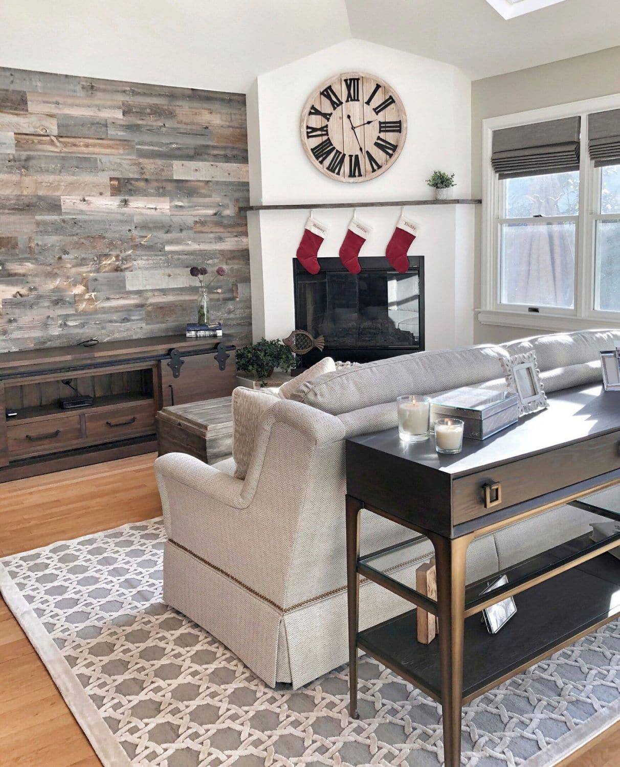 Stylish Fireplace Mantels - Evenflow Interiors