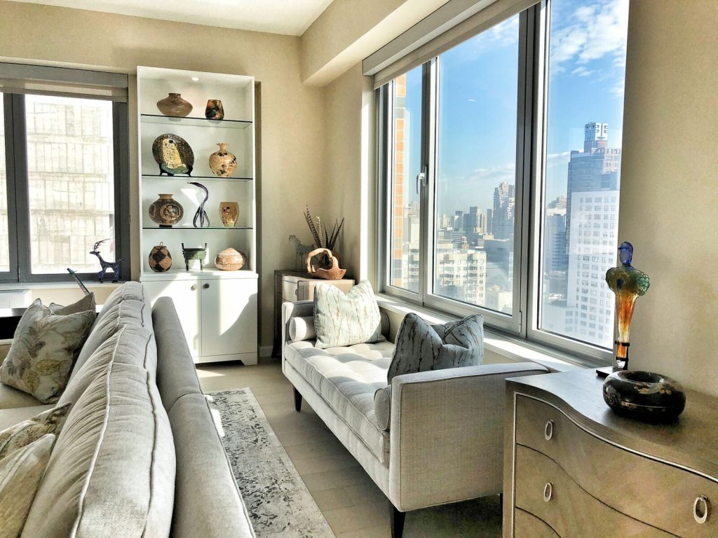 interior design room with view nj