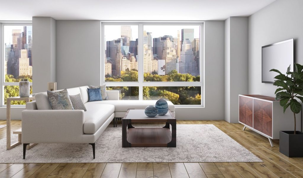 nj apartment with manhattan view