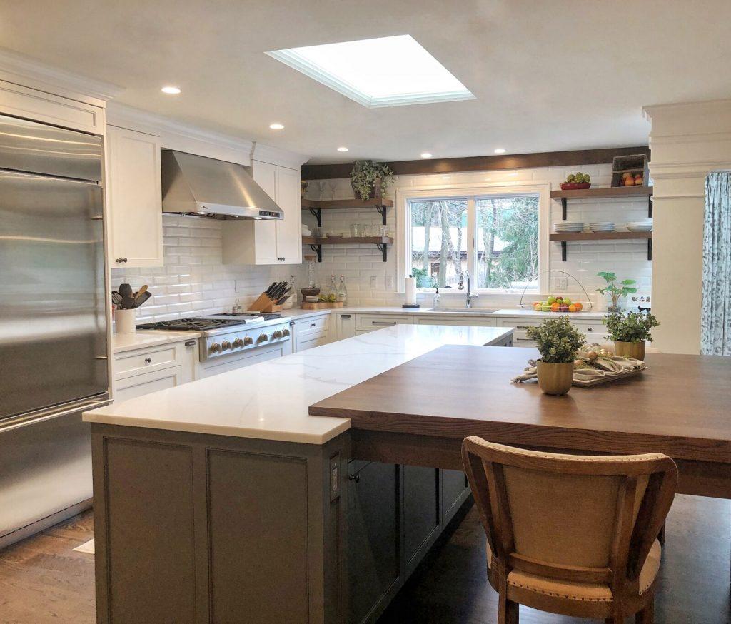 kitchen cabinet design rumson nj