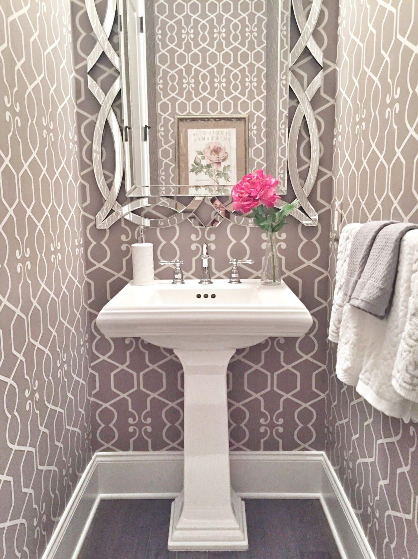 bathroom mirror ideas brick nj