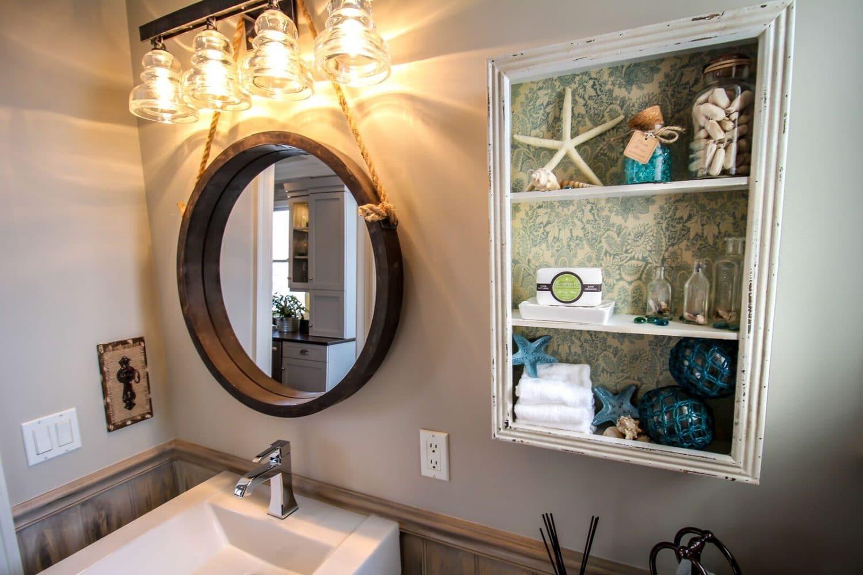 bathroom mirror ideas brielle nj